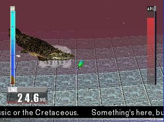 Screenshot Thumbnail / Media File 1 for Fisherman's Bait - Big Ol' Bass 2 [NTSC-U]